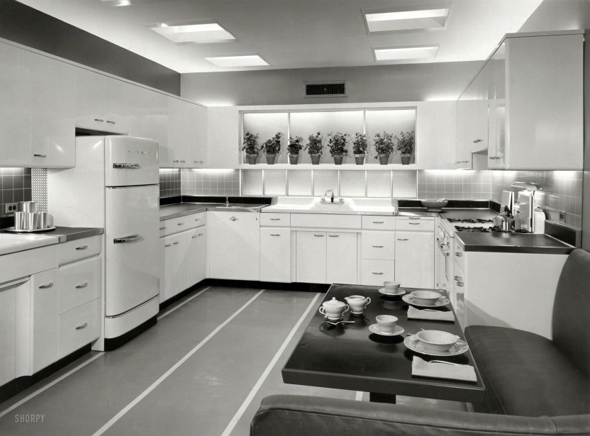 Dream Kitchen - 1955